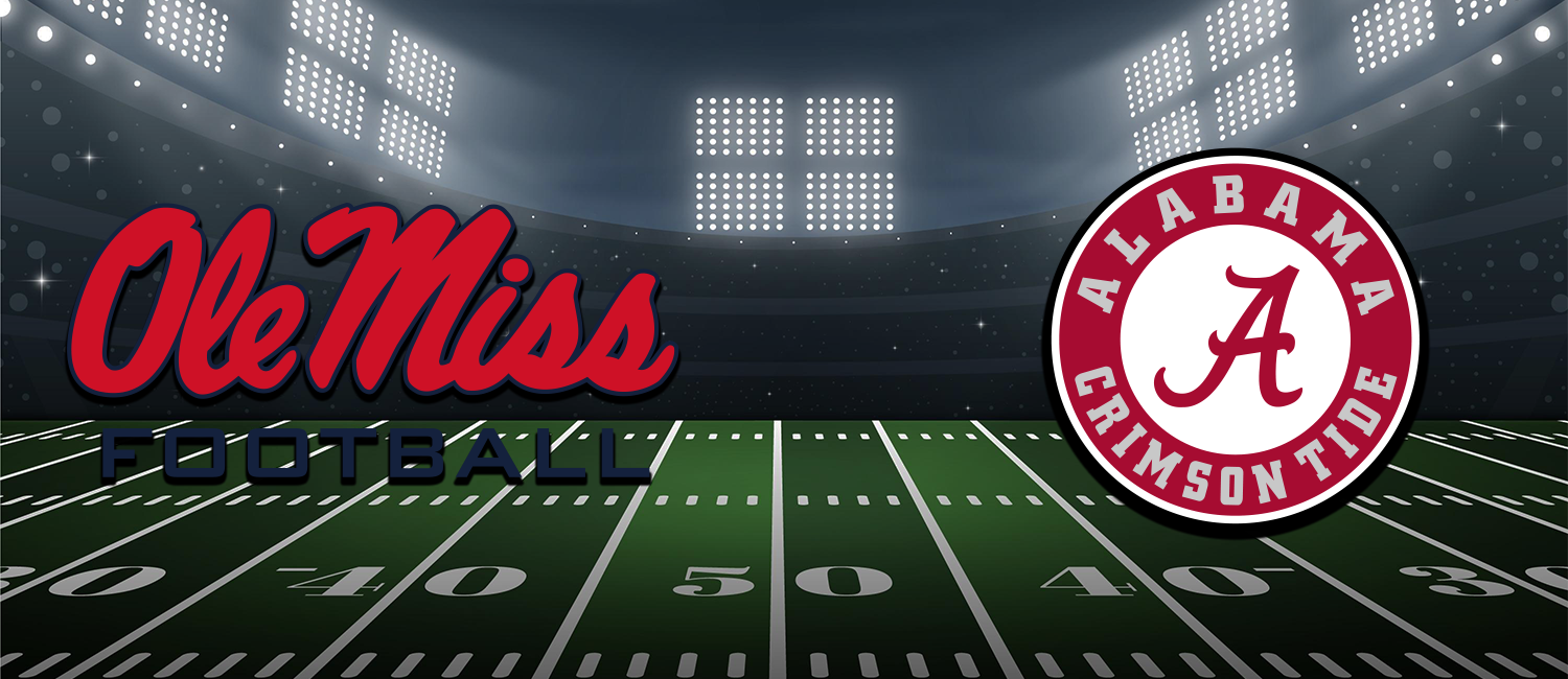 Ole Miss vs. Alabama 2021 College Football Week 5 Odds, Preview & Pick