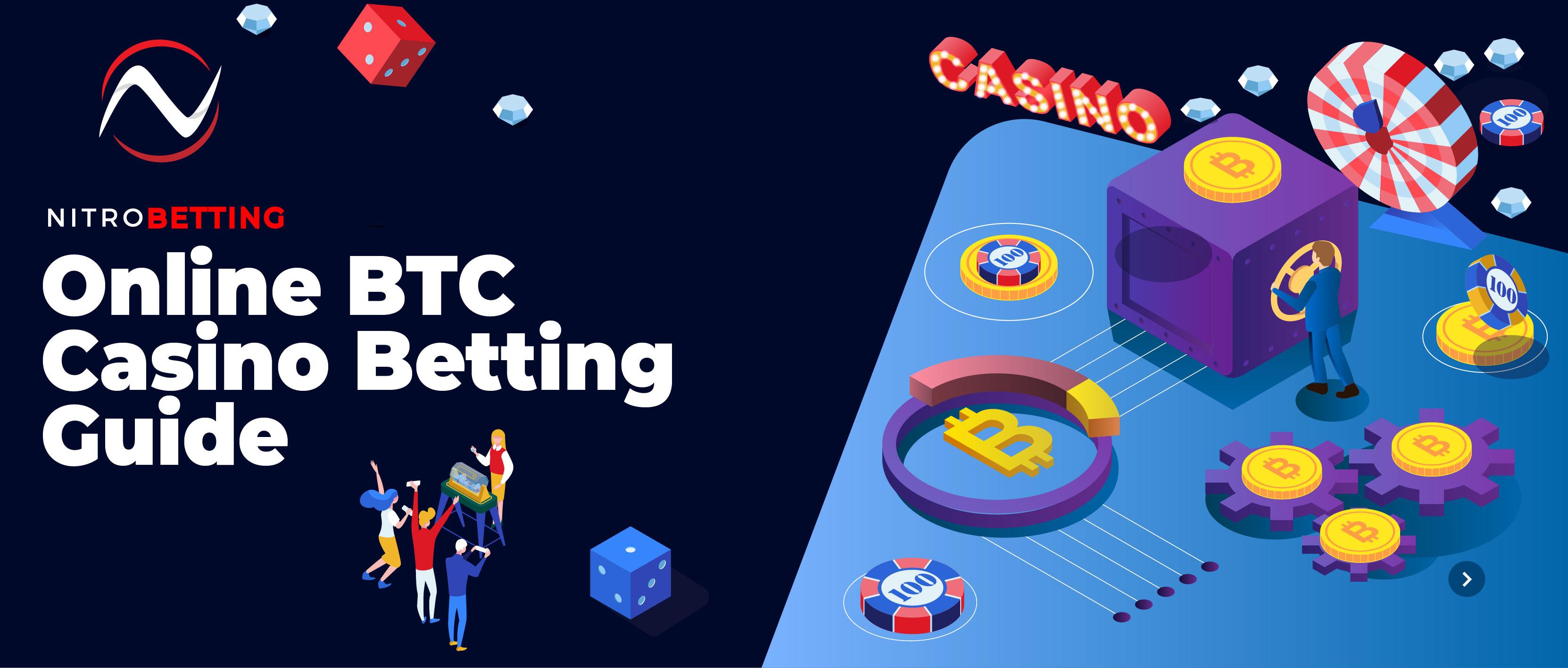 Online Bitcoin Casino Betting Guide