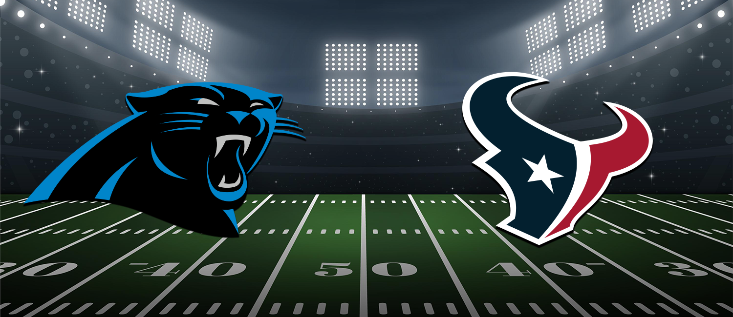 Panthers vs. Texans 2021 NFL Week 3 Odds, Preview and Pick