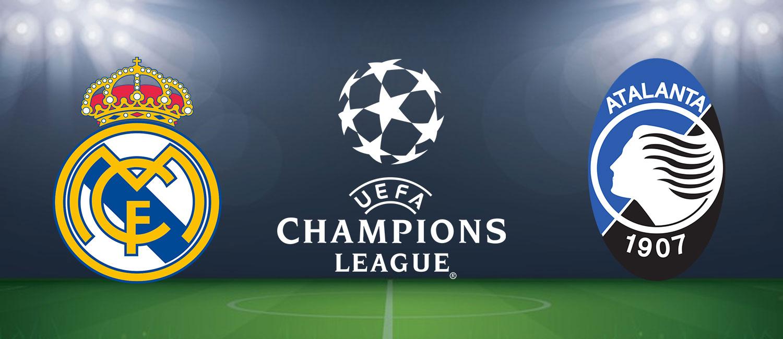Real Madrid vs. Atalanta 2021 Champions League Odds and Preview