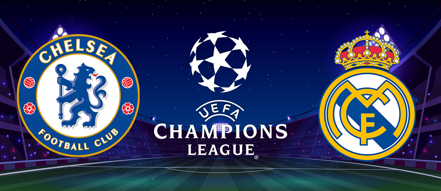 Chelsea vs. Real Madrid 2021 Champions League Odds and Preview