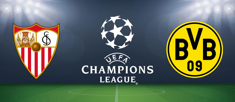 Sevilla vs Borussia Dortmund 2021 Champions League Odds and Preview