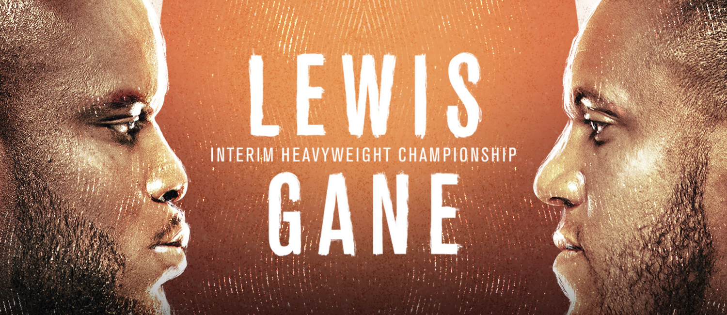Lewis vs. Gane UFC 265 Odds and Preview